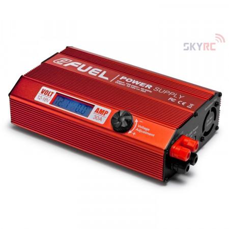 SkyRC Nätaggregat 30A 12-18VDC 100-240VAC