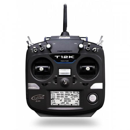 Futaba T12K Radio - R3008SB - T-FHSS Air & S-FHSS