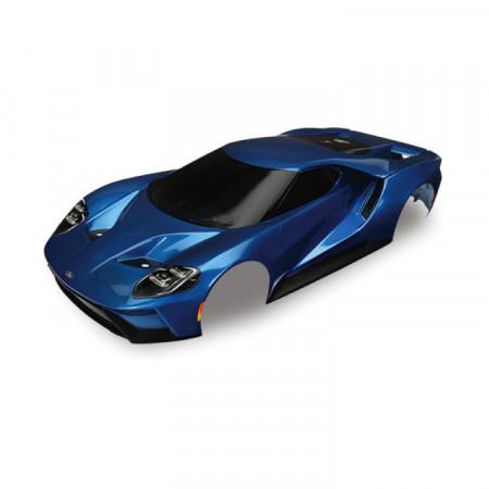 Kaross Ford GT Blå inkl dekaler