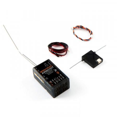 Spektrum AR8010T 8-Channel Air Integrated Telemetry Receiver