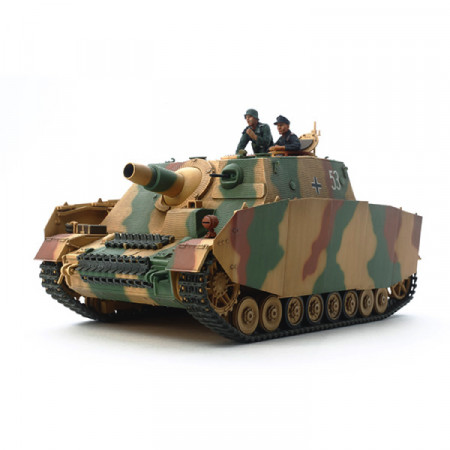 German Assault Tank IV - Brummbar Late Production