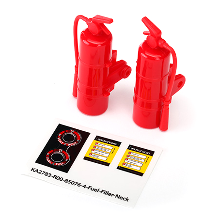 Brandsläckare Röd (2)