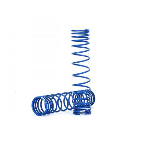 Stötdämparfjädrar GTR Bak (Blå) (2)