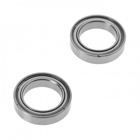 AR610007 Ball Bearing 12x18x4mm (2) Nero