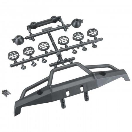 AX80039A 1/10 Front Plate Bumper Set