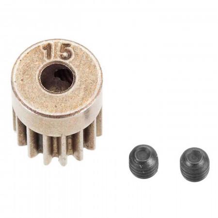 AX30573 Pinion 48P 15T Steel
