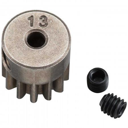 AX30724 Pinion Gear 32P 13T Steel 3mm Motor Shaft