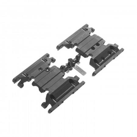 AX31379 Skid Plates SCX10 II