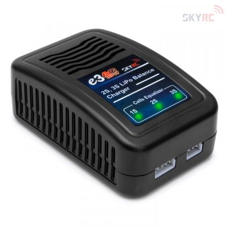 SkyRC e3-V2 LiPo 2-3S Laddare 240VAC