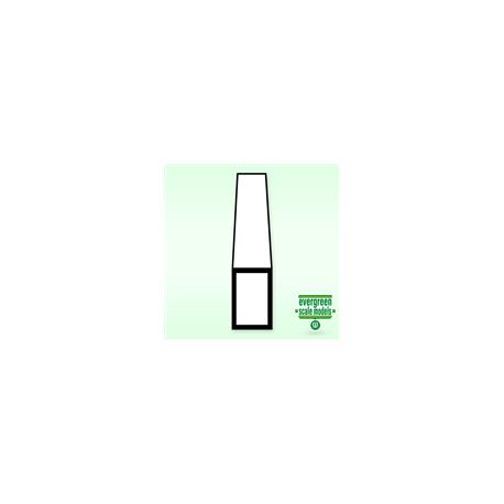 Rektangulär 3.2x6.3x350 mm (3)