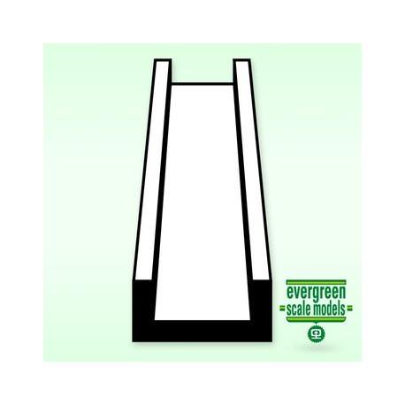Kanalprofil 6.3x350 mm (3)
