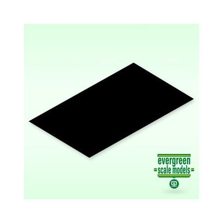 Skiva 1x150x300 mm svart (2)