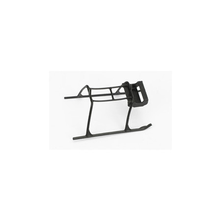 Landing Skid and Battery Mount: mCP S/X