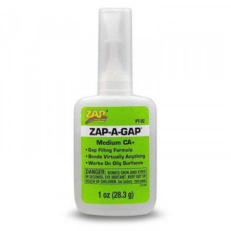 ZAP Gap CA+ 1oz 28gr Grön - medium