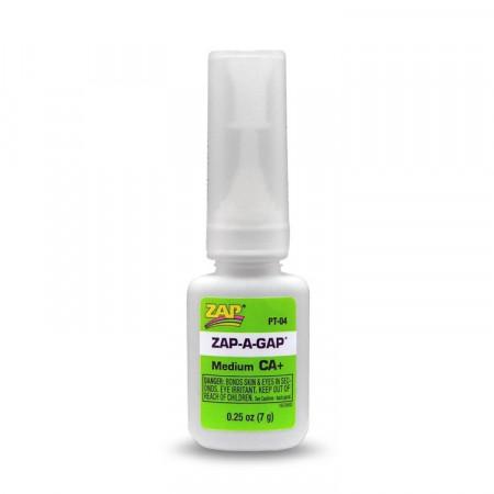 ZAP Gap CA+ 1/4oz 7gr grön - medium