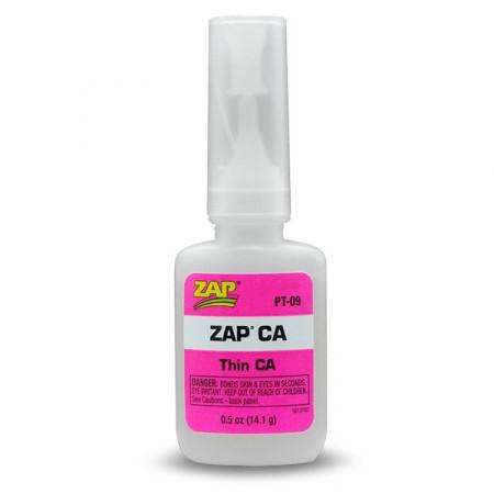 ZAP CA 1/2oz 14gr rosa - tunn