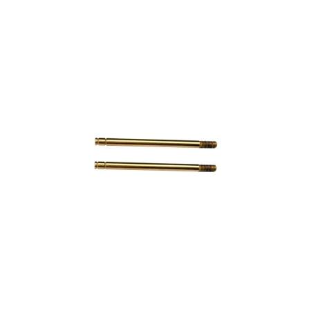 Stötdämparaxel Titanbeläggning Long (2)