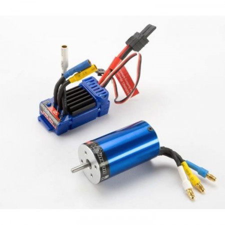 Traxxas Velineon VXL-3m Brushless Power System (ESC & 380 motor)