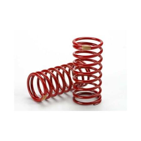 Stötdämparfjädrar GTR Röd (2.6 Gul) (2)