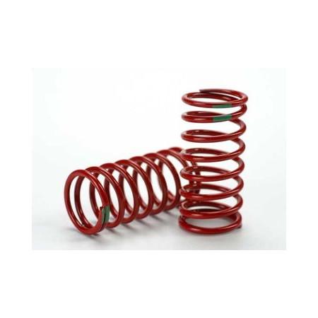Stötdämparfjädrar GTR Röd (3.5 Grön) (2)