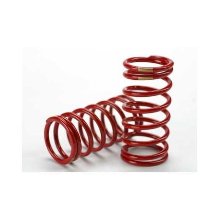 Stötdämparfjädrar GTR Röd (3.8 Guld) (2)