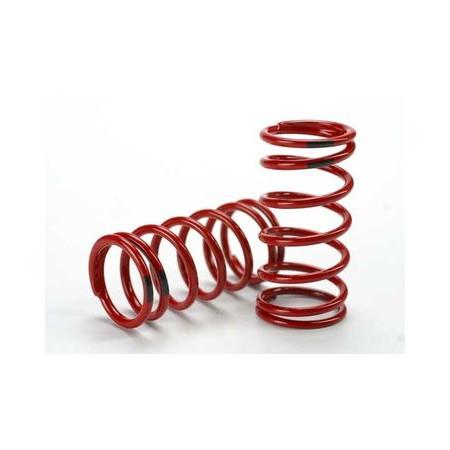 Stötdämparfjädrar GTR Röd (4.4 Svart) (2)