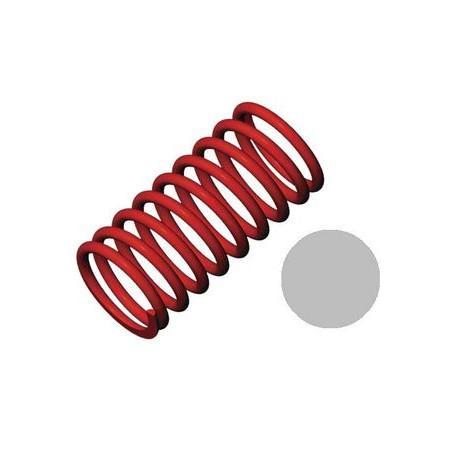 Stötdämparfjädrar GTR Röd (4.9 Silver) (2)