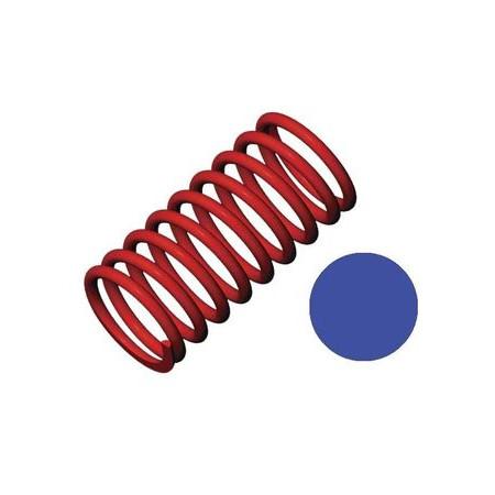 Stötdämparfjädrar GTR Röd (5.9 Blå) (2)