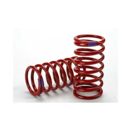 Stötdämparfjädrar GTR Röd (6.4 Lila) (2)
