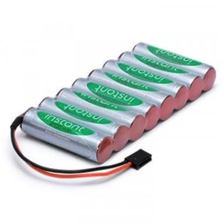 Vapex Sändarbatteri NiMH 9.6V 2100mAh