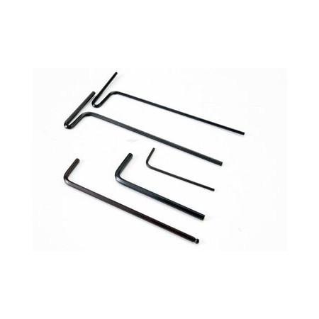 Insexnnycklar 1,5/2/2,5/3mm & 2,5mm Kula