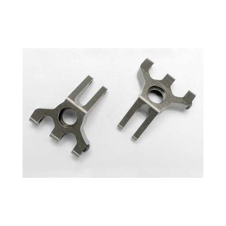 Hjulkonsoll Bak Aluminium Titanium-eloxerad (Par) Jato