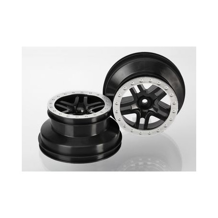 "Fälg SCT Split-Spoke 2,2/3,0"" 4WD/2WD Bak (2)"