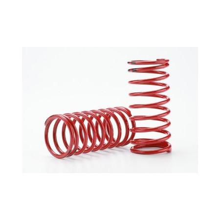 Stötdämparfjädrar GTR Röd (2.0 Svart) (2)