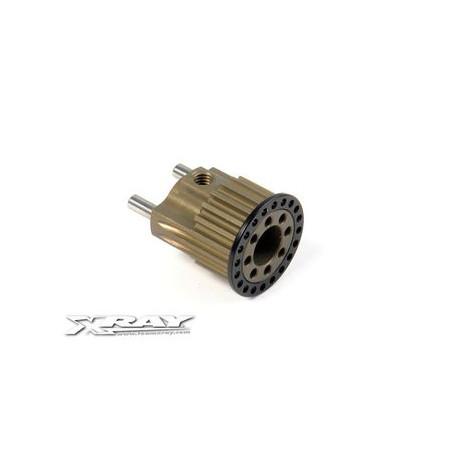 2-Speed Belt pulley 20T center