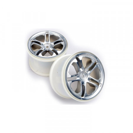 "Fälg Split-Spoke Satin (14mm) 3,8"" (2)"