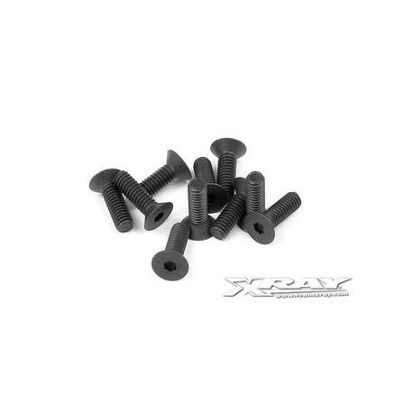 Skruv insex försänkt M2.5x6 10
