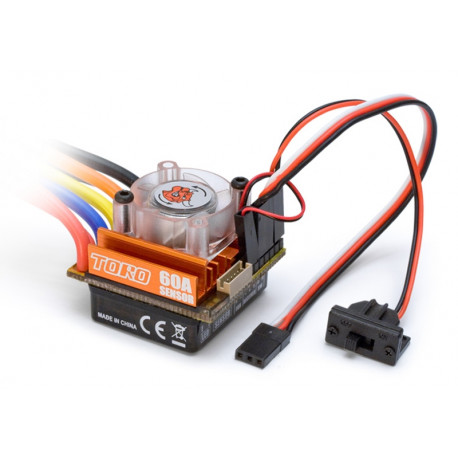 SkyRC Toro 1:10 ESC 60A Sensor