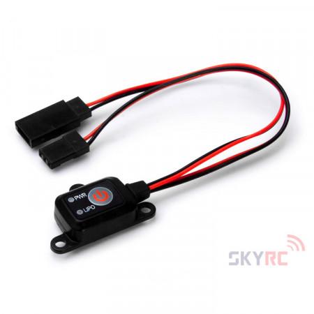 SkyRC Power Switch Elektronisk strömbrytare 10A