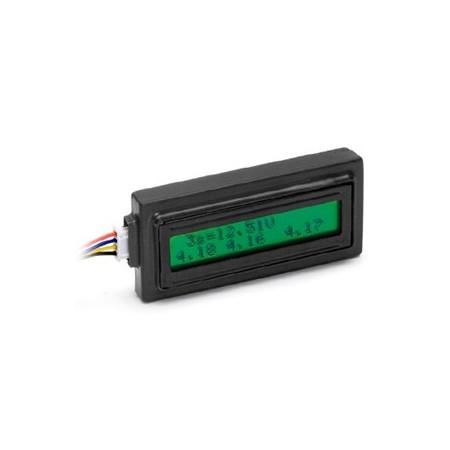 Batteritestare Li-Po med kablar