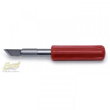 Kniv K5 Stort rött handtag