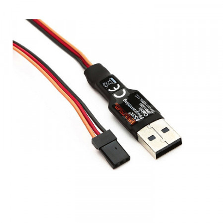 Spektrum Transmitter/Receiver Programming Cable: USB Interface