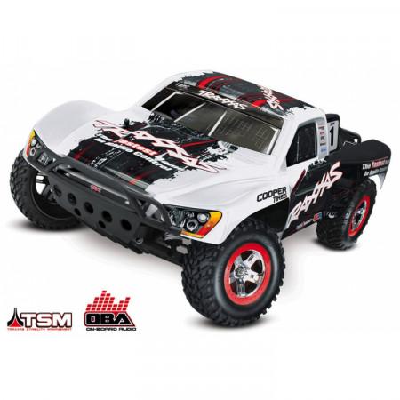 Traxxas Slash VXL 2WD 1/10 RTR TQi TSM OBA utan Batteri o Laddare
