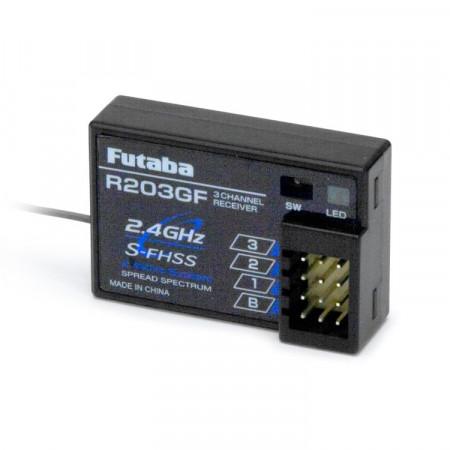Mottagare R203GF 3 kanaler S-FHSS