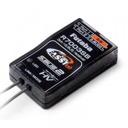 Mottagare R7003SB 3-K 2.4G FASSTest HV S.BUS2