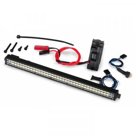 LED Ljus Takramp med strömförsörjning TRX-4