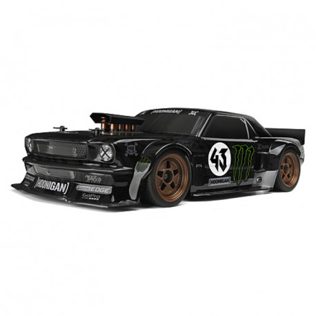 HPI RS4 Sport 3 RTR 1965 Hoonicorn Ford Mustang