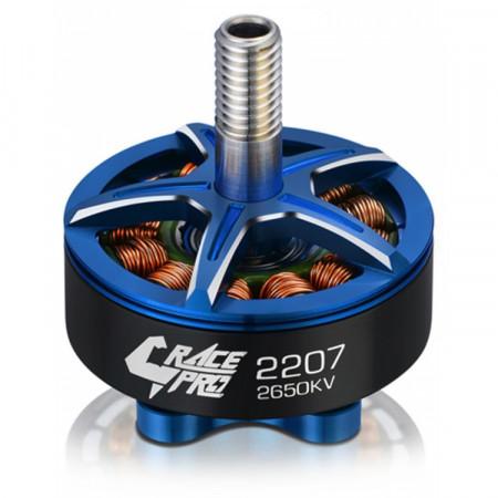 Hobbywing Xrotor 2207 Motor 2650kV Blå V1 3-4S