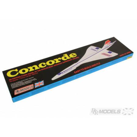 Concorde byggsats seglare i balsa DRP Models