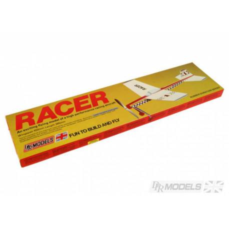 Racer byggsats i balsa, gummidriven DRP Models